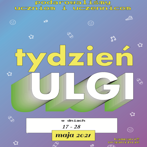 """""""Tydzień ulgi"""" w ZSCKR Nowy Targ"""